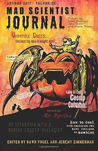 Mad Scientist Journal: Autumn 2017