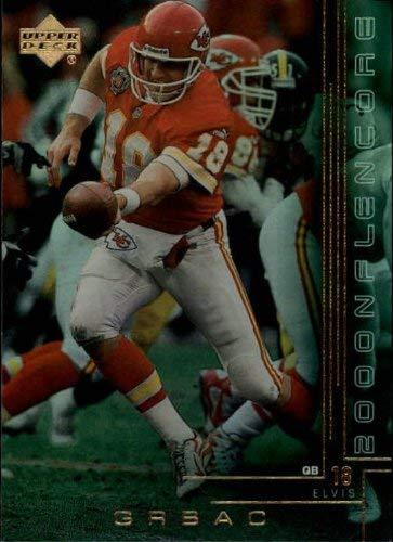 2000 Upper Deck Encore #103 Elvis Grbac NFL Football Trading Card
