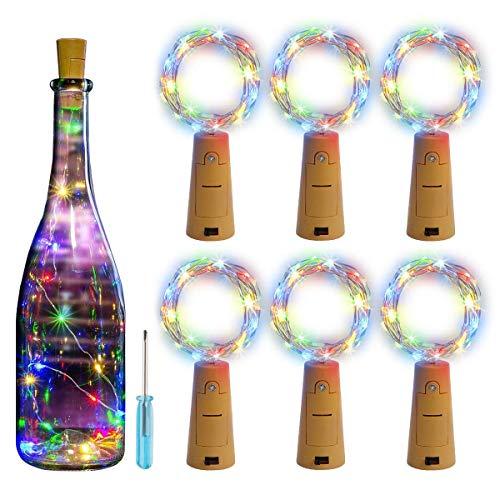Home Brew Balliihoo/® Beer Bottle Reseals Clear x 20