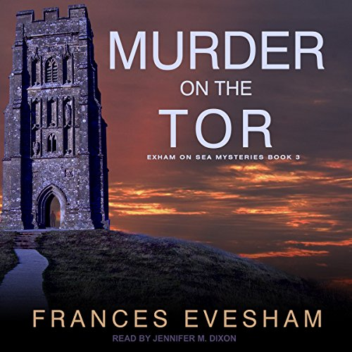 Murder on the Tor audiobook cover art