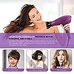Beauty Shopping Professional Ionic Salon Hair Dryer, Powerful 1875W Ceramic Tourmaline