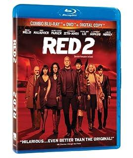 Red 2 [Blu-ray + DVD + Digital Copy] (Bilingual) (B00F41OB5A) | Amazon price tracker / tracking, Amazon price history charts, Amazon price watches, Amazon price drop alerts