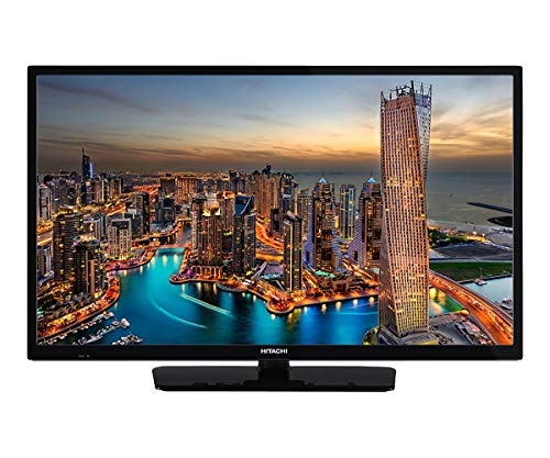 Hitachi TV 32HE4100 32 LED FHD Smart WiFi Negro HDMI USB MODO Hotel