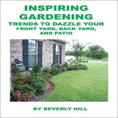 Couverture de Inspiring Gardening