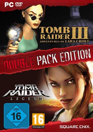Photo of Tomb Raider III & Tomb Raider Legend Double Pack [PC]