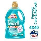 Perwoll Care & Refresh Spezialwaschmittel 4er Pack