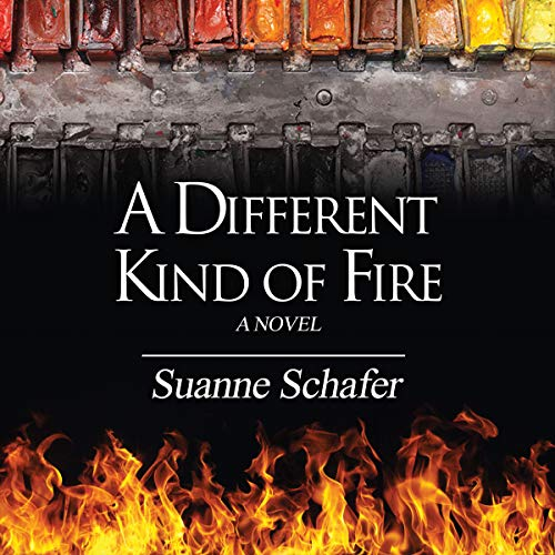 A Different Kind of Fire audiobook cover art