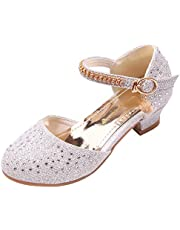 [Iypurkmn] 女の子 フォーマル靴 ピアノ発表会 演奏会 結婚式 パーティー用 滑り止め ドレス シューズ