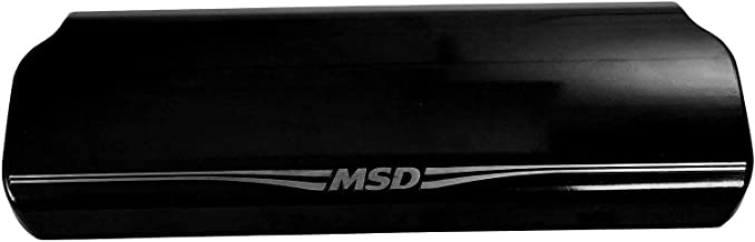 MSD 2971 Atomic Black Coil Cover for LS2/LS3/LS7 Engine