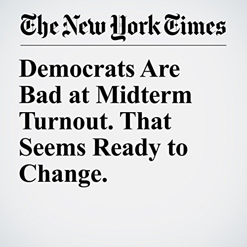 Democrats Are Bad at Midterm Turnout. That Seems Ready to Change. copertina