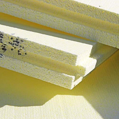 conZero Set Bodenplatte Rundpool kplt. Hartschaum- u. Vinyl Platte Ø 3,50m Poolbau ohne Beton