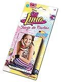 Soy Luna Baraja Infantil, Multicolor (Naipes Heraclio Fournier 1034762)
