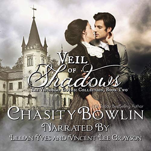 Veil of Shadows Audiobook By Chasity Bowlin cover art