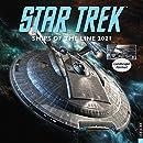 Star Trek Ships of the Line 2021 Wall Calendar