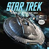 Star Trek Ships of the Line 2021 Wall Calendar