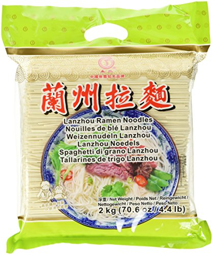 CHUNSI Weizennudeln (Lanzhou), 1er Pack (1 x 2 kg)