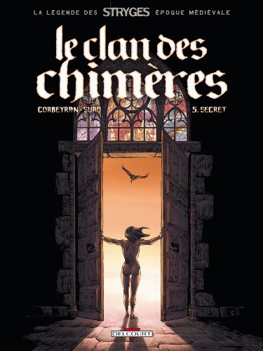 Le Clan des chimères T05 : Secret