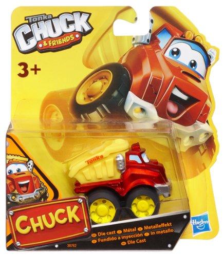 Tonka - Camión de Juguete Chuck Y Sus Amigos (387621480)