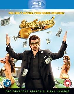 Eastbound and Down: Season 4 [Blu-ray] [2009] [2014] [Region Free] (B00EZQOISA) | Amazon price tracker / tracking, Amazon price history charts, Amazon price watches, Amazon price drop alerts