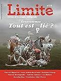 Revue Limite N 13. la Biodiversite