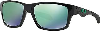 Oakley Men's OO9135 Jupiter Squared Rectangular Sunglasses