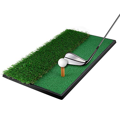 OUTAD Golf Putting Mat 12in24in Outdoor/Indoor Training Equipment Aid Golf Practice Mat