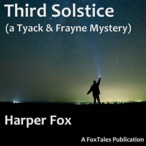 Third Solstice audiobook cover art