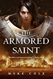Image of The Armored Saint (The Sacred Throne, 1)