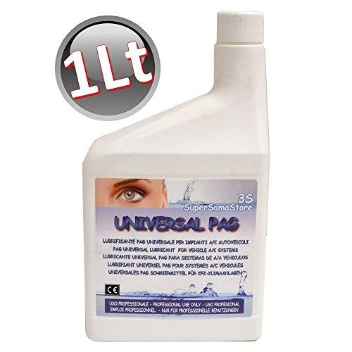 NIVERSAL PAG 1 Ltr Kompressoröl für R134a R404A Autoklimaanlagen öle öl