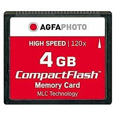 AgfaPhoto 120x High Speed MLC
