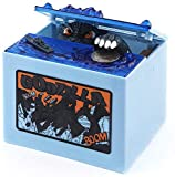 Electronic Stealing Coin Box Piggy Bank, TNOIE Godzilla Monster Dinosaur Bank Toy, Musical Moving Stealing Money Bank Anime Gift for Boys Girls Kids
