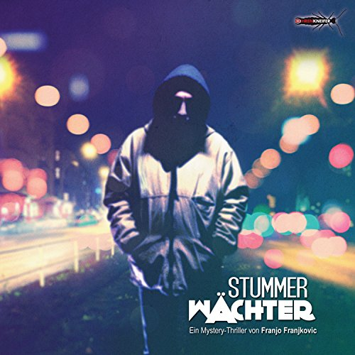 Stummer Wächter audiobook cover art
