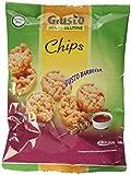 Giusto Chips Barbecue senza Glutine 30G