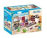 playmobil city life cocina