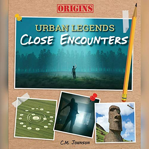 Close Encounters (Origins: Urban Legends) cover art