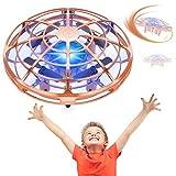ATOPDREAM Spiele ab 5-12 Jahren, Drohne Kinder Geschenk Junge 5-12 Jahre Weihnachts Geschenke für Mädchen 5-12 Jahre Spielzeug ab 5-12 Jahren für Jungen Gartenspielzeug Mini Drone Golden