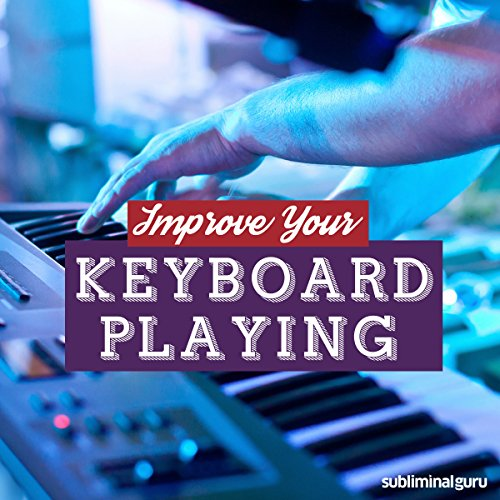 Improve Your Keyboard Playing audiobook cover art
