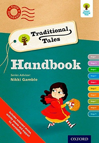 Oxford Reading Tree Traditional Tales: Continuing Professional Development Handbook by Catherine Baker (2011-09-08)