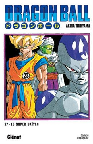 Dragon Ball - Édition originale - Tome 27