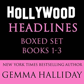 Hollywood Headlines Anthology audiobook cover art