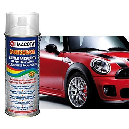 MACOTA 1210083 Primer Spray Ancorante per Plastica, Gomma e Policarbonato, 400 ml