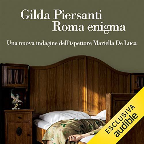 Roma enigma copertina