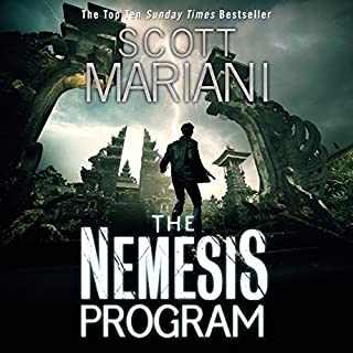 The Nemesis Program cover art