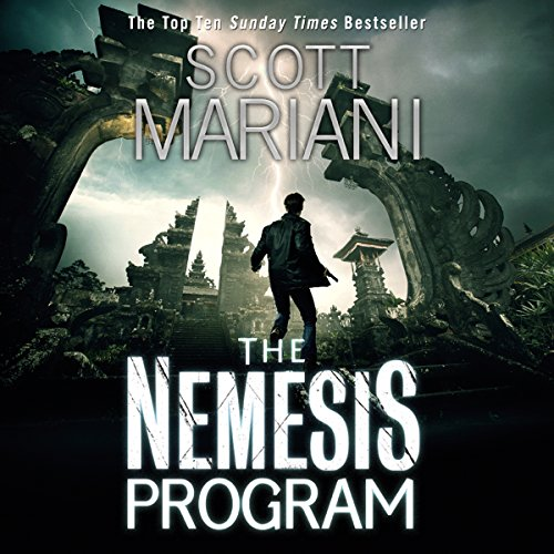 The Nemesis Program audiobook cover art