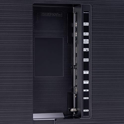 SAMSUNG 65-inch Class QLED Q70T Series - 4K UHD Dual LED Quantum HDR Smart TV with Alexa Built-in (QN65Q70TAFXZA, 2020 Model) Mississippi