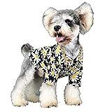 Rehomy, maglietta hawaiana alla moda traspirante per cani di...