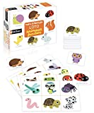 Nathan - Mon loto animaux familiers - Un premier jeu éducatif et nomade sur les animaux pour les enfants dès 2 ans