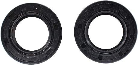 AISEN Pack of 2 Crankshaft Oil Seal for Honda GX340 GX390 11HP 13HP Engine Replace 91201-ZE3-004