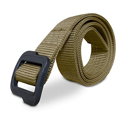 MISSION ELITE Heavy Duty EDC Tactical Belt - Stiffened 2-Ply 1.5