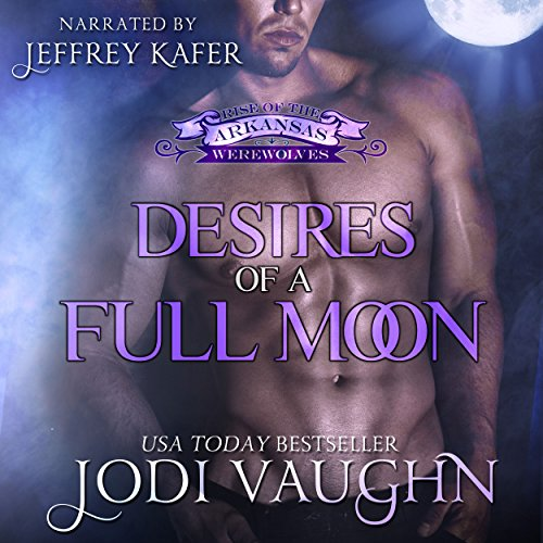 Desires of a Full Moon audiobook cover art